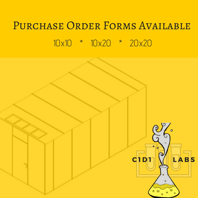 C1D1 Labs | C1D1 Extraction Rooms For Sale