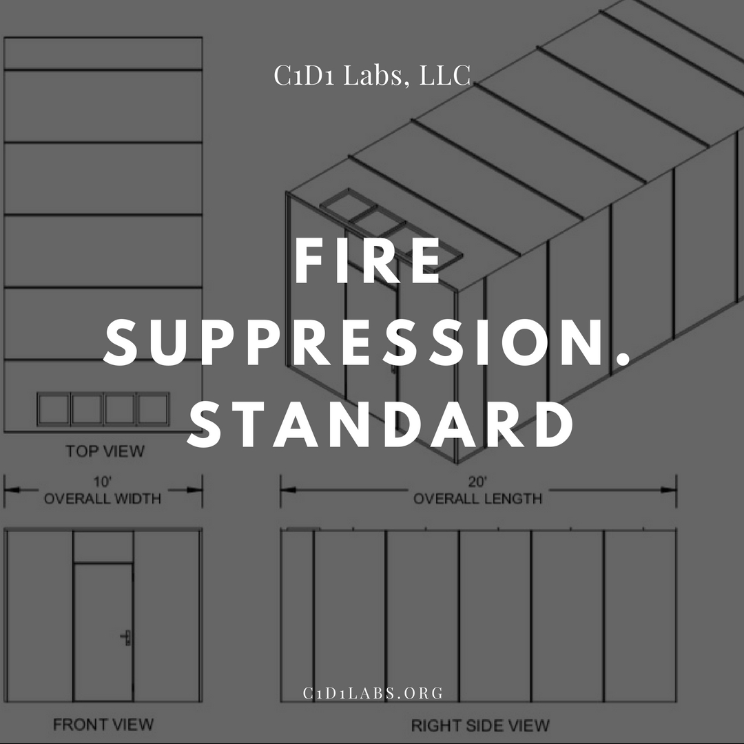 C1D1 Labs | Modular C1D1 Extraction Rooms for Labs
