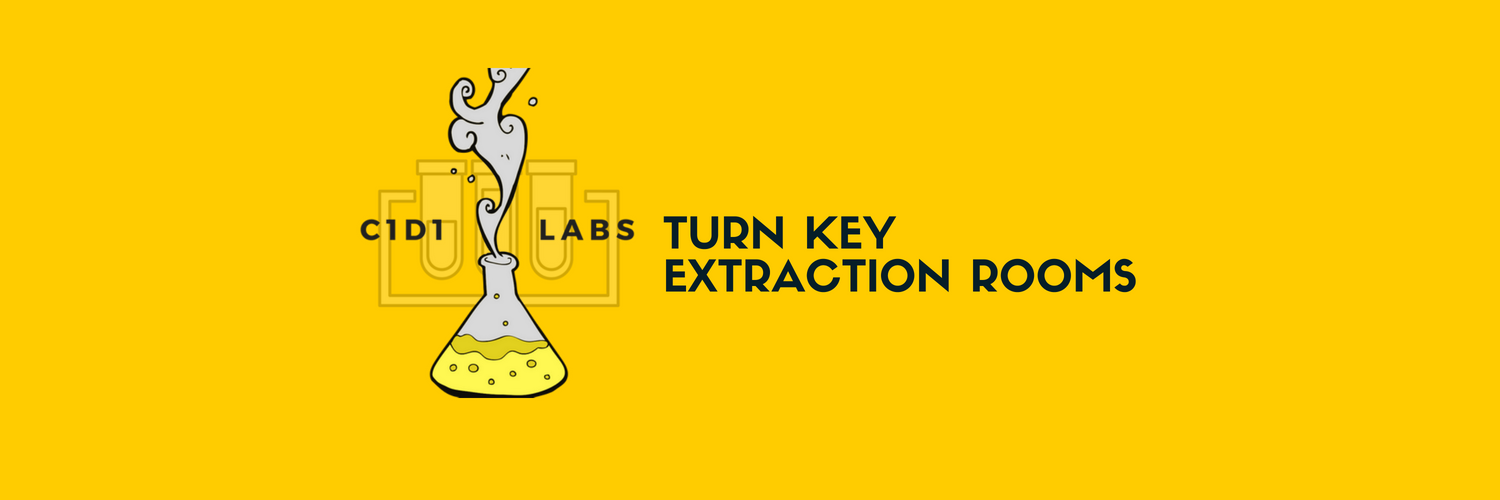 C1D1 Labs | C1D1 Extraction Rooms and Equipment